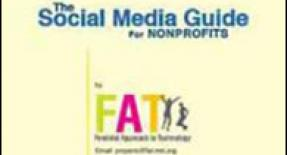 The Social Media Guide for Non-Profits